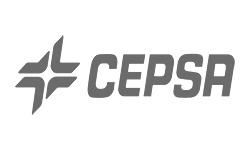 Logo Cepsa Cliente de VT-Lab