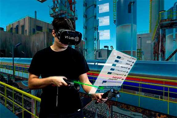 bim + realidad virtual