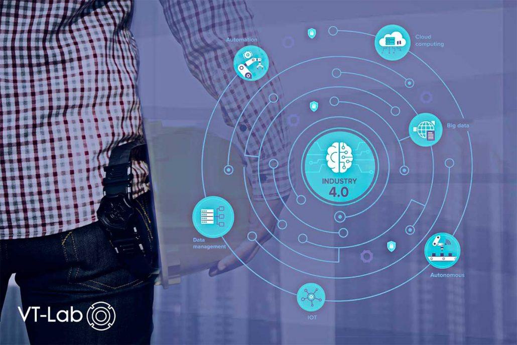 Realidad virtual industria 4.0