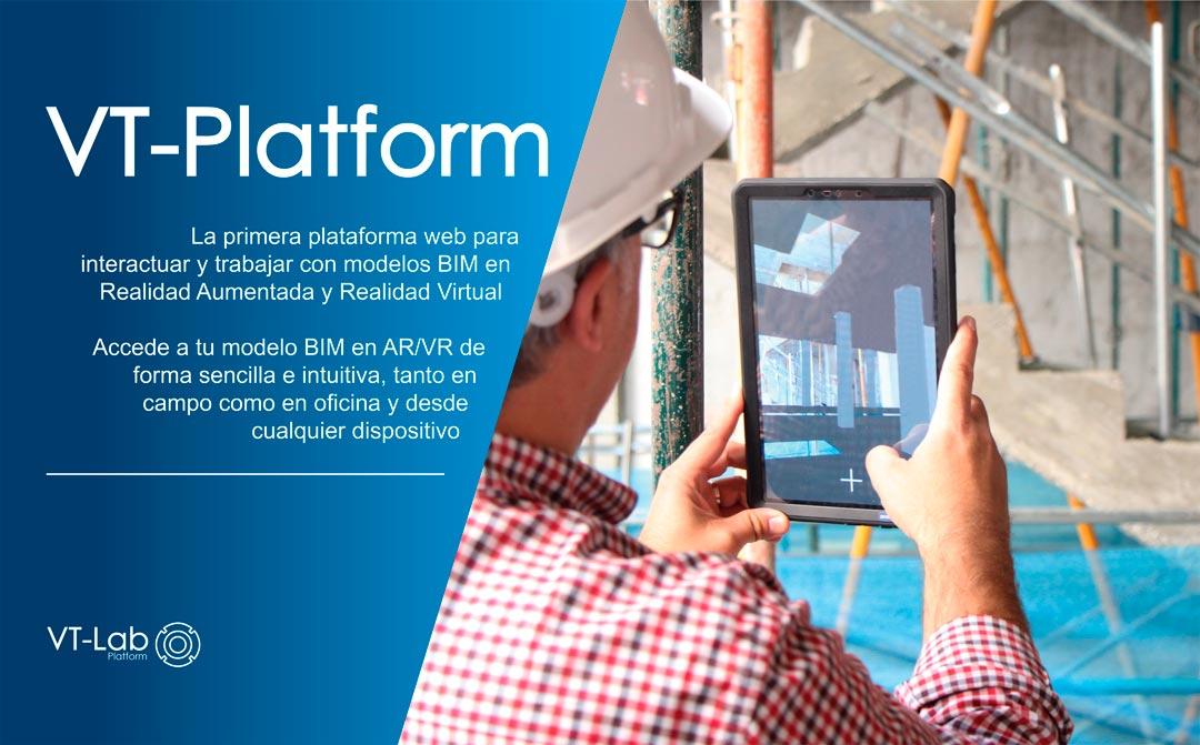 Lanzamos VT-Platform